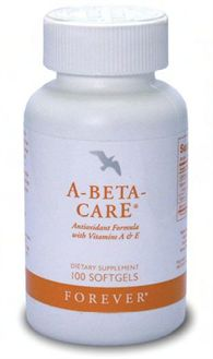 FOREVER A-BETA-CARE-vitaminy A, E a selen