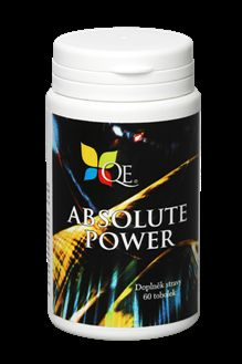 ABSOLUTE POWER - vitamin C, 60 tobolek